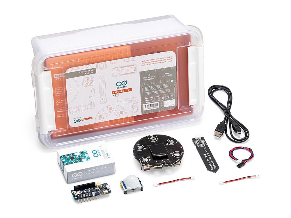 Kit Arduino Explore IoT