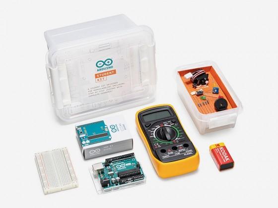 Student Kit Arduino Educación