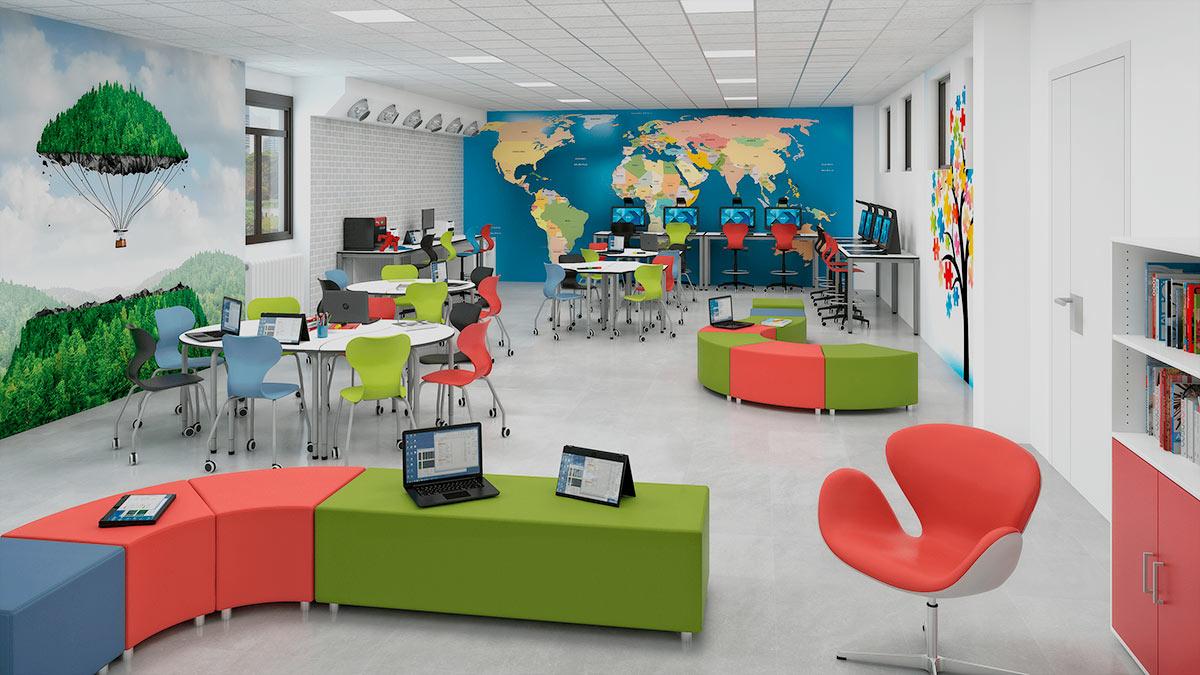 Transformación Digital de los Centros Educativos