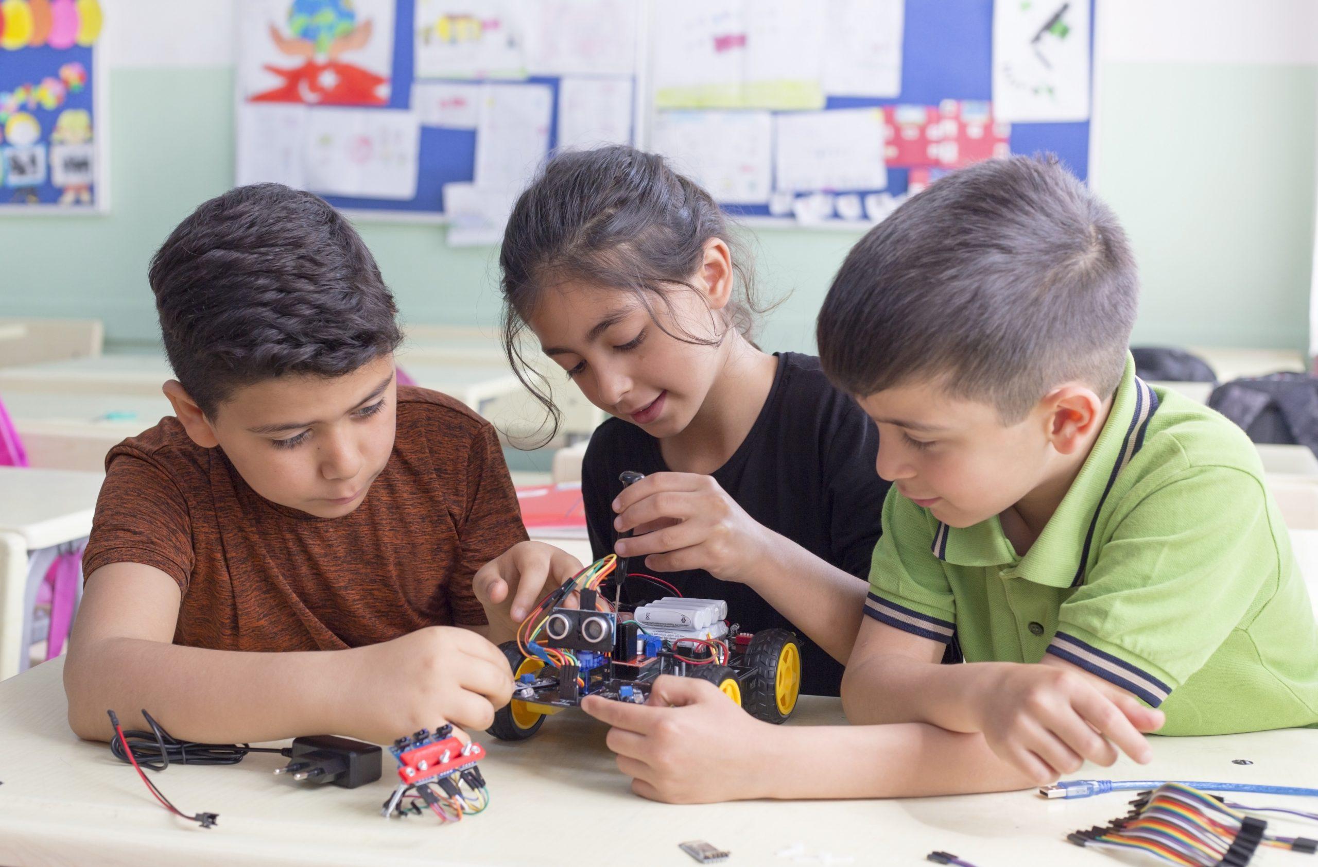 Actividades Extraescolares de Robótica Educativa